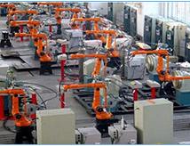 中德科技联合研制工业4.0智能制造生产线